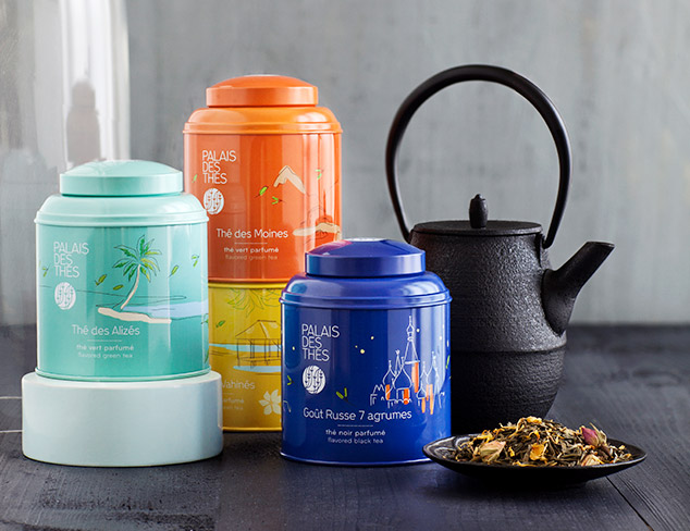 Teas from Palais des Thés at MYHABIT