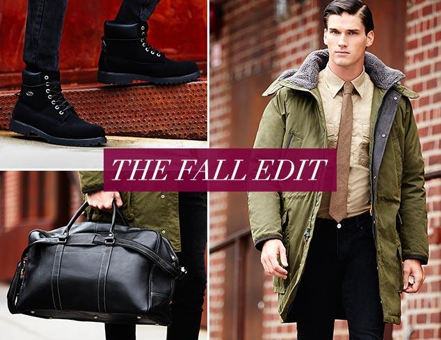 The Fall Edit Utilitarian Details at MYHABIT