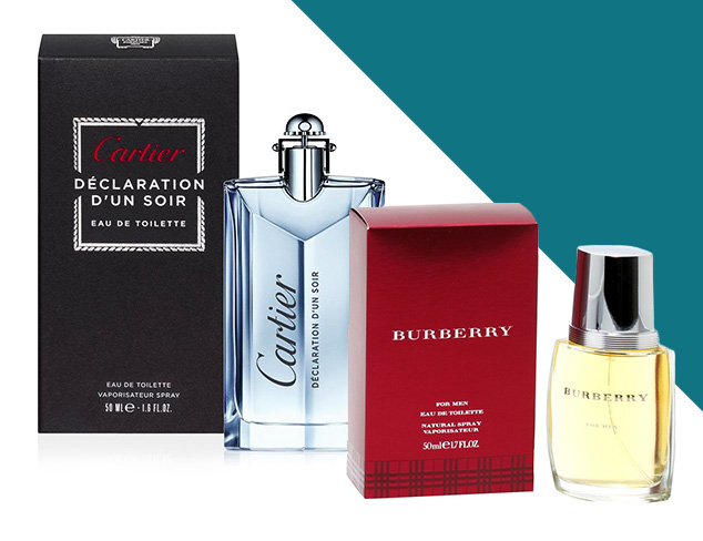 The Scent of Luxury Cartier, Burberry & More at MYHABIT