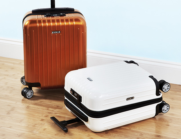 Travel Investments New Markdowns feat. Rimowa at MYHABIT