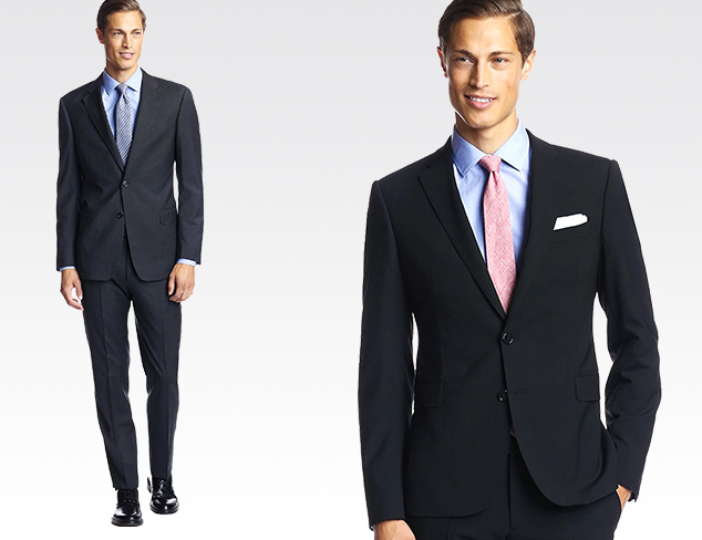 Up to 80 Off Suits feat. Armani Collezioni at MYHABIT