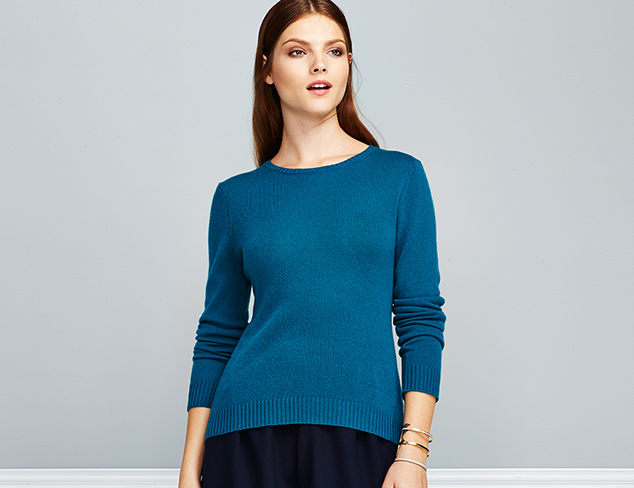 100 Cashmere Sweaters by Cashmere Addiction at MYHABIT