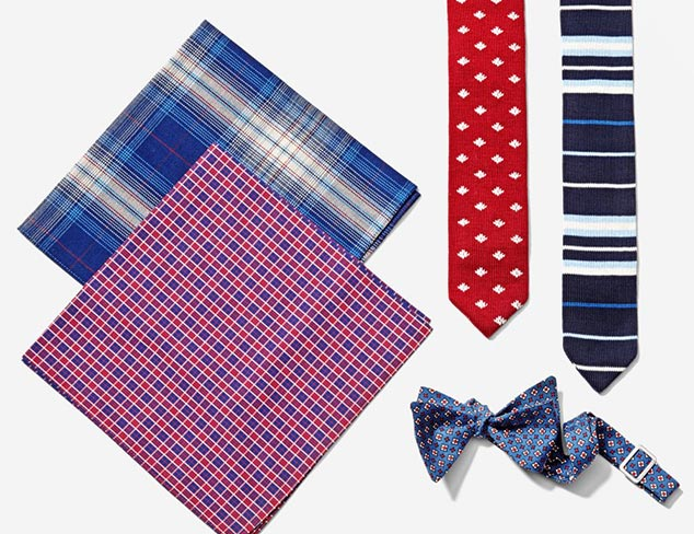 $29 & Under Ties feat. Ivy Prepster at MYHABIT