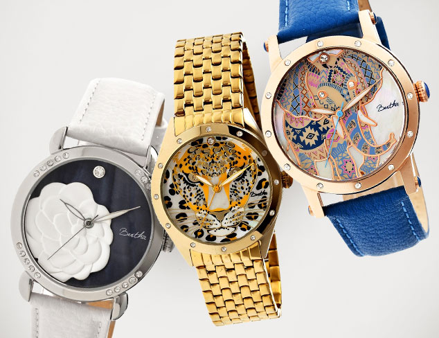 Bertha Statement Watches at MYHABIT