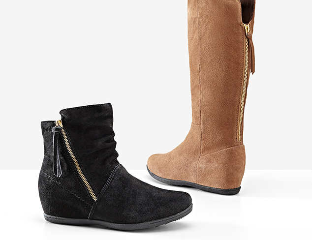 Best in Boots Wedge & Ankle Styles at MYHABIT