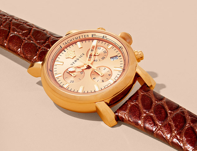 Big Time Oversize Watches at MYHABIT