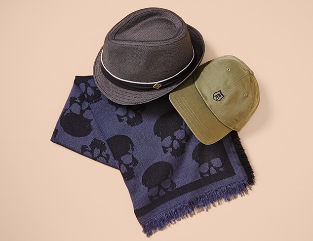 Brisk Breeze Fall Hats, Scarves & Gloves at MYHABIT