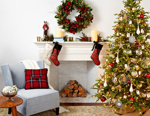Classic Christmas Décor by Kurt Adler at MYHABIT