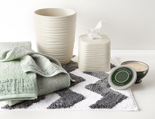 Create a Spa at Home at MYHABIT
