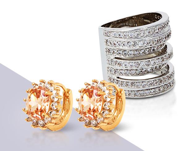 Crystal Crush Jewelry at MYHABIT