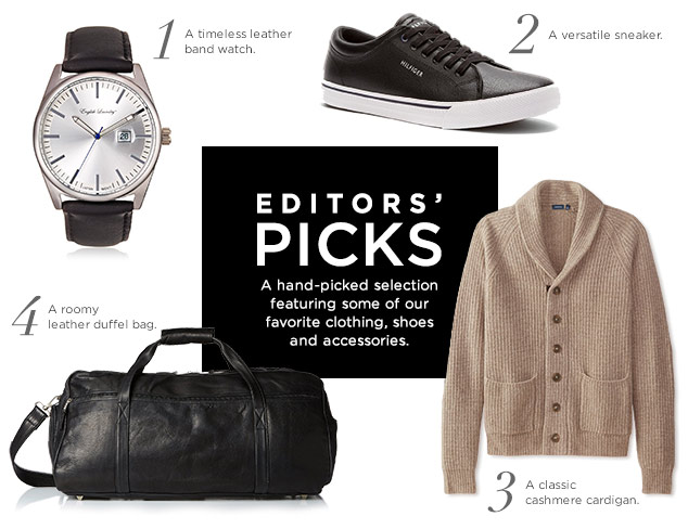 Editors' Picks at MYHABIT