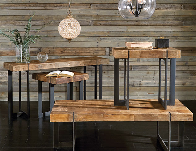 Furniture Feature Last Look Industrial at MYHABIT