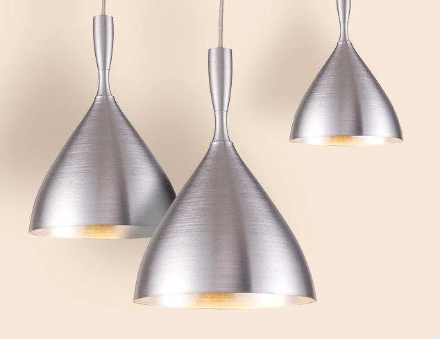Lighting for the Minimalist at MYHABIT