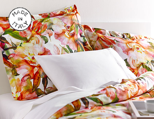Made In Italy Bella Letto Bedding at MYHABIT
