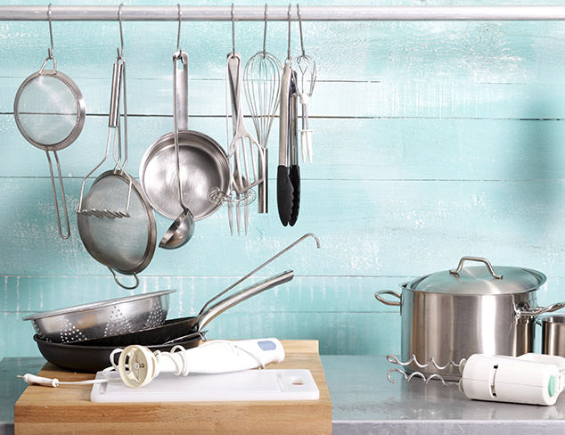 Materials That Matter The Stainless Steel Kitchen at MYHABIT