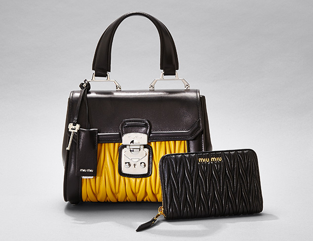 Miu Miu & More Handbags at MYHABIT
