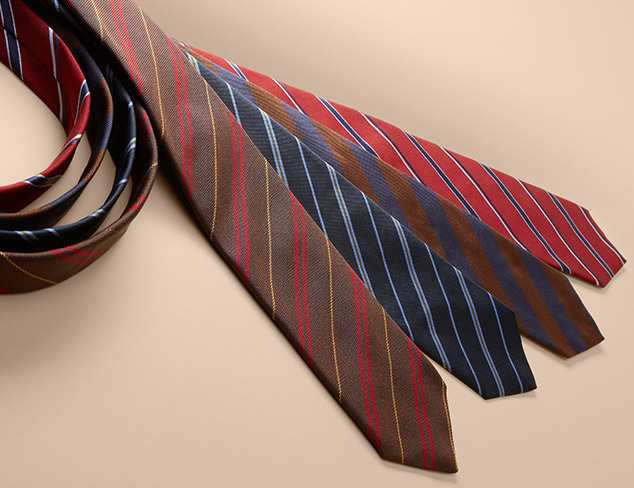 New Arrivals Zegna Ties at MYHABIT