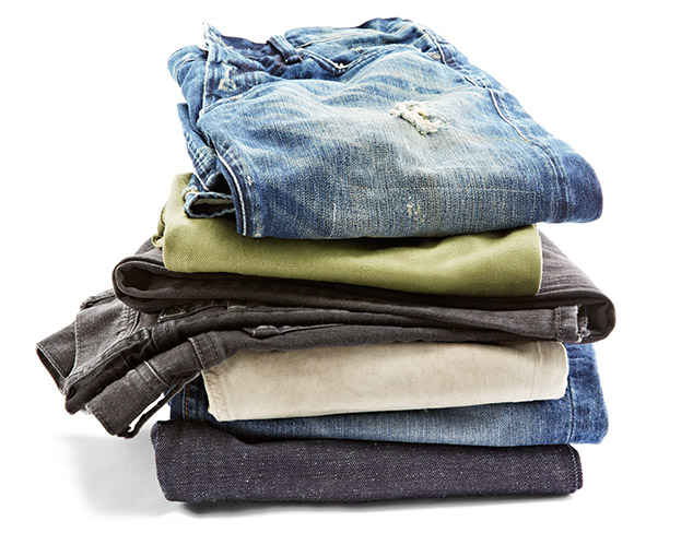 Now Trending Raw Denim at MYHABIT
