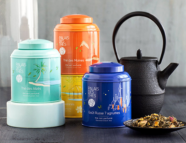 Palais des Thés Teas at MYHABIT