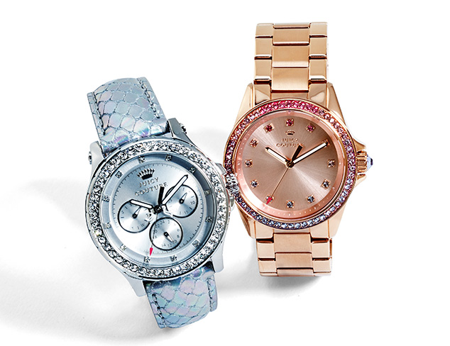 Pop of Color Watches feat. Juicy Couture at MYHABIT