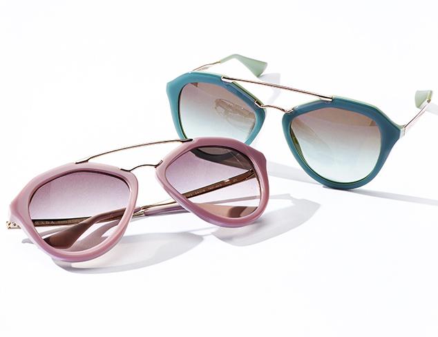 Prada & Gucci Sunglasses at MYHABIT