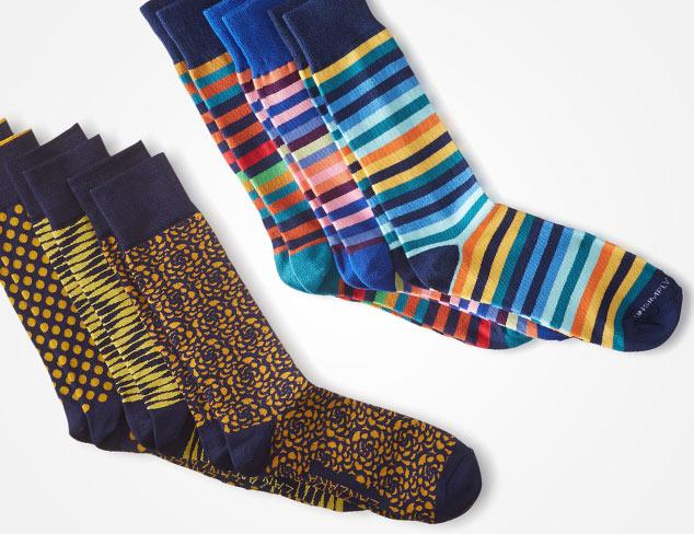 Socks feat. Hook + Albert at MYHABIT