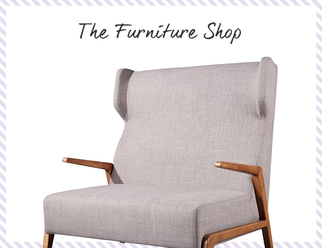 The Furniture Shop Mid-Century Modern at MYHABIT