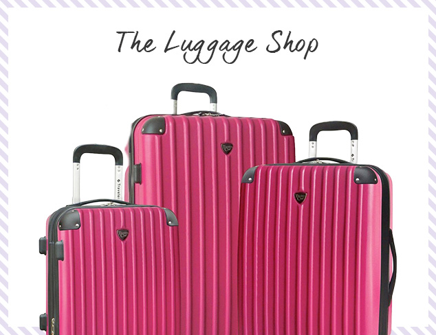 The Luggage Shop at MYHABIT