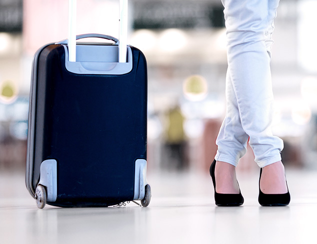 The Smart Traveler Carry-On Bags at MYHABIT