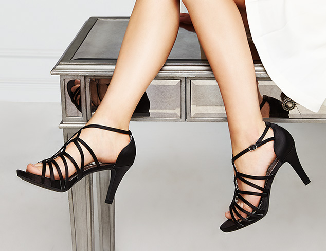 The Wedding Guest Evening Shoes at MYHABIT