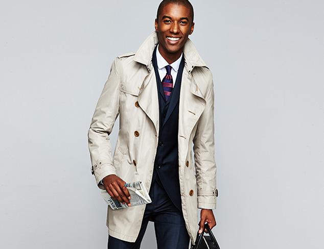 Wear to Work Tailored Looks at MYHABIT
