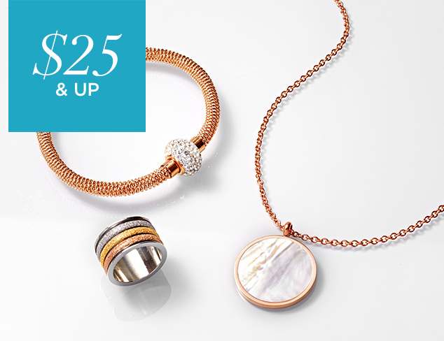$25 & Up World of Liv Oliver Jewelry at MYHABIT