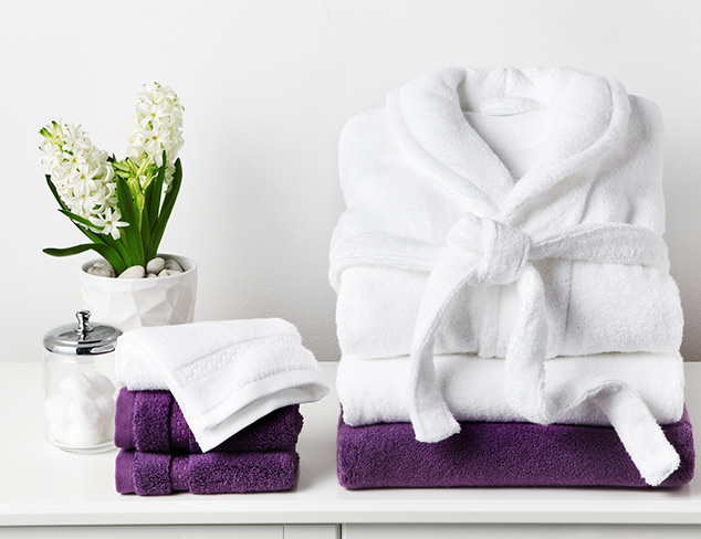 70 Off & More Schlossberg Switzerland Towels & Robes at MYHABIT