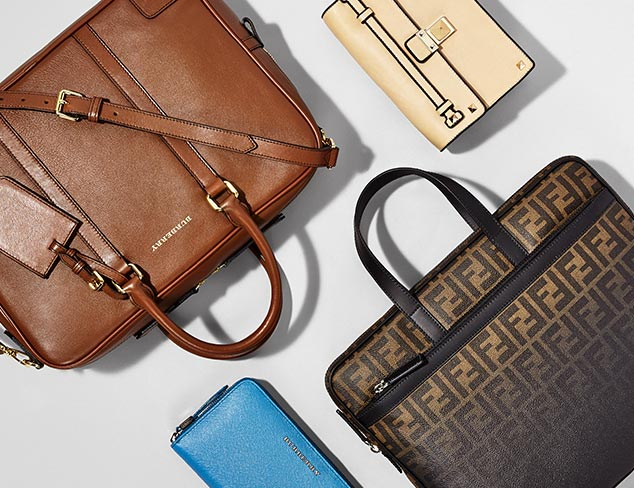 Burberry, Valentino & More Bags & Accessories at MYHABIT