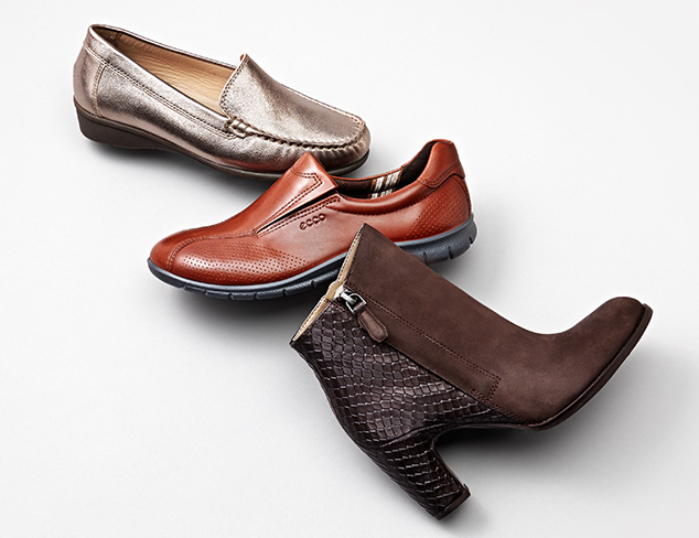 Casual Shoes feat. Ecco at MYHABIT