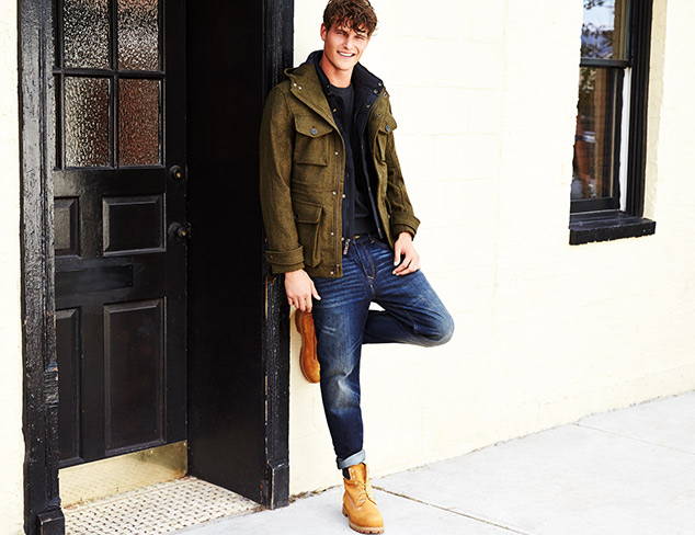 Embrace the Outdoors Casual Styles at MYHABIT