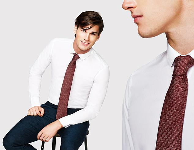 Franklin Tailored Neckwear at MYHABIT