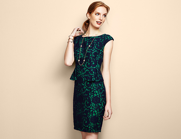 Holiday Picture Perfect Dresses at MYHABIT