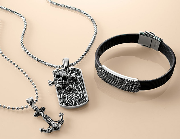 Jewelry feat. Stephen Oliver at MYHABIT
