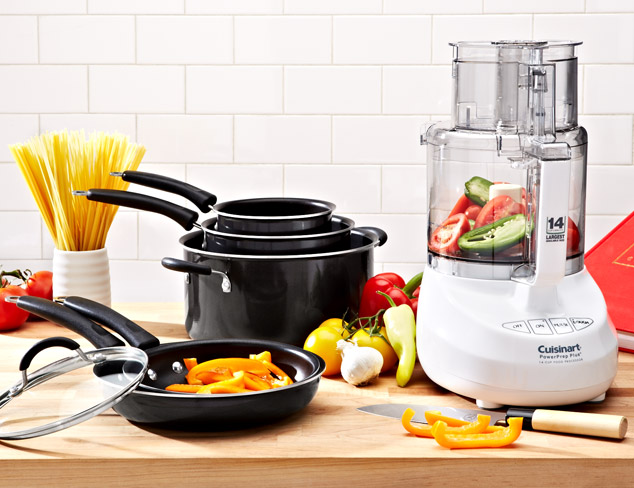 Kitchen Helpers Cuisinart & More at MYHABIT