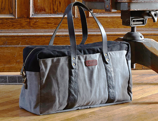 On the Go Weekenders & Duffle Bags at MYHABIT