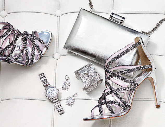 Party Accessories Shimmering Silver at MYHABIT