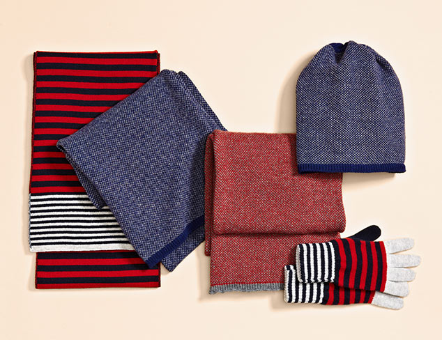 Rossovivo Cold Weather Accessories at MYHABIT