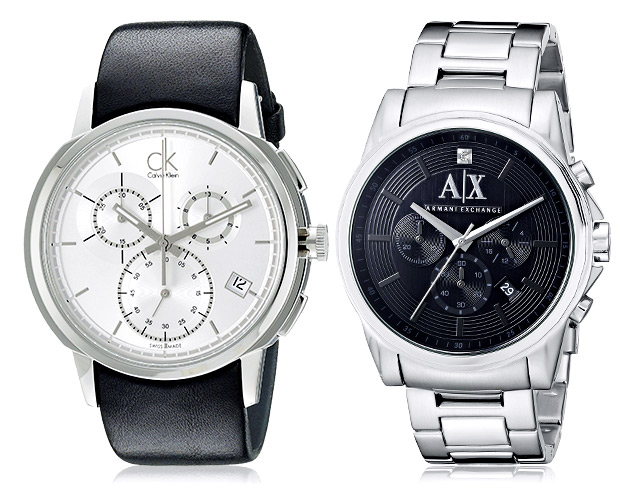 Up to 70 Off Watches feat. Armani at MYHABIT
