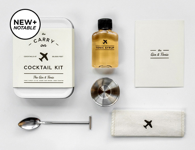 W&P Design Carry-On Cocktail Kits at MYHABIT