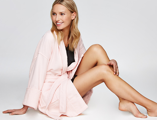 $18 & Up Sleepwear feat. Aegean Apparel at MYHABIT