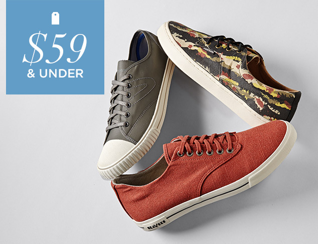$59 & Under Casual Shoes at MYHABIT