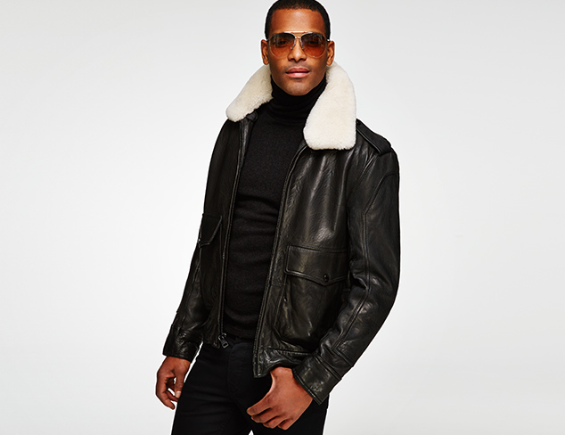 Andrew Marc Outerwear at MYHABIT