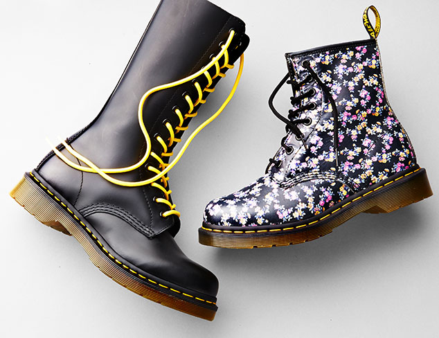 Boots & More feat. Dr. Martens at MYHABIT