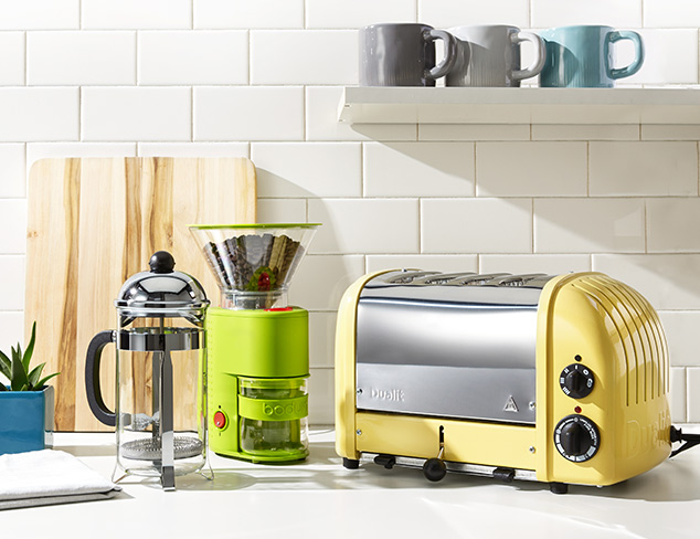 Brands We Love Jura-Capresso, Bodum, Dualit & More at MYHABIT